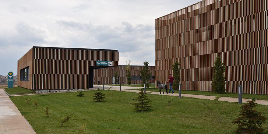 Selçuklu Otizmli Bireyler Eğitim Merkezi: SOBE