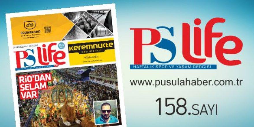 PSLİFE 158. SAYI