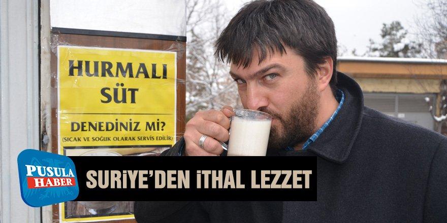 Hiç hurmalı süt içtiniz mi? Bu lezzeti mutlaka deneyin!