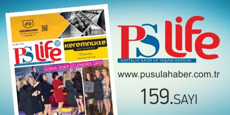 PSLİFE 159. SAYI