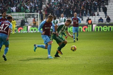 Konyaspor - Trabzonspor Foto Galeri 1