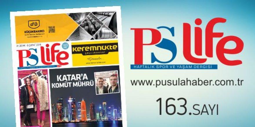 PS LİFE 163. SAYI