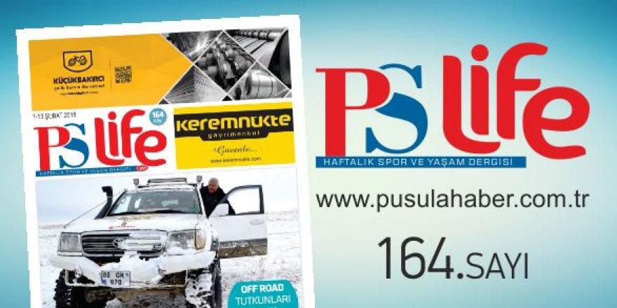 PS LİFE 164. SAYI