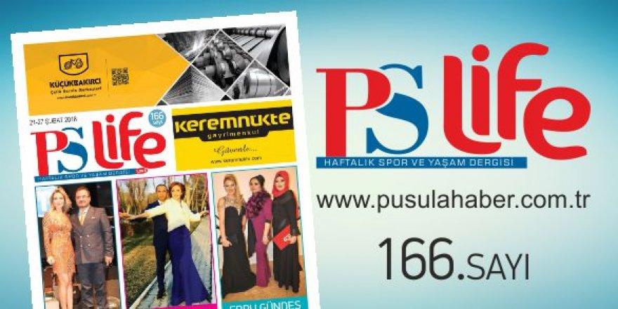 PSLİFE 166. SAYI
