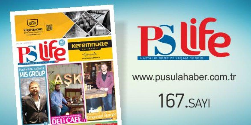 PS LİFE 167. SAYI