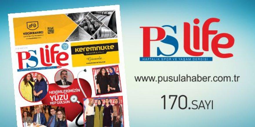 PSLİFE 170. SAYI