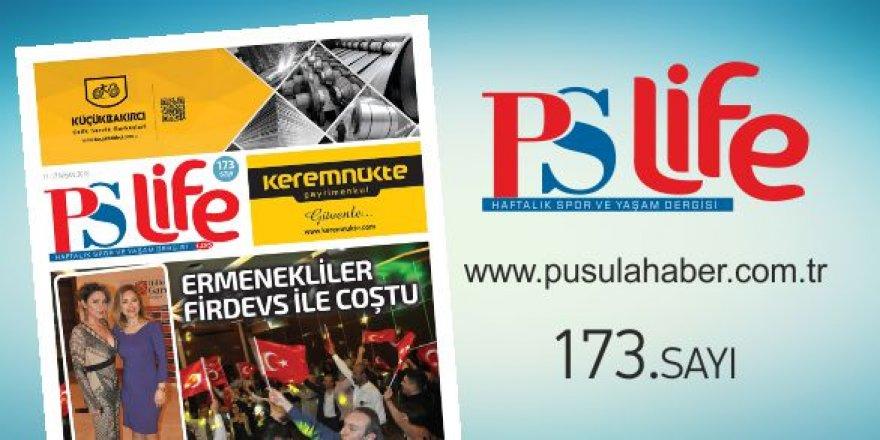 PS LİFE 173. SAYI