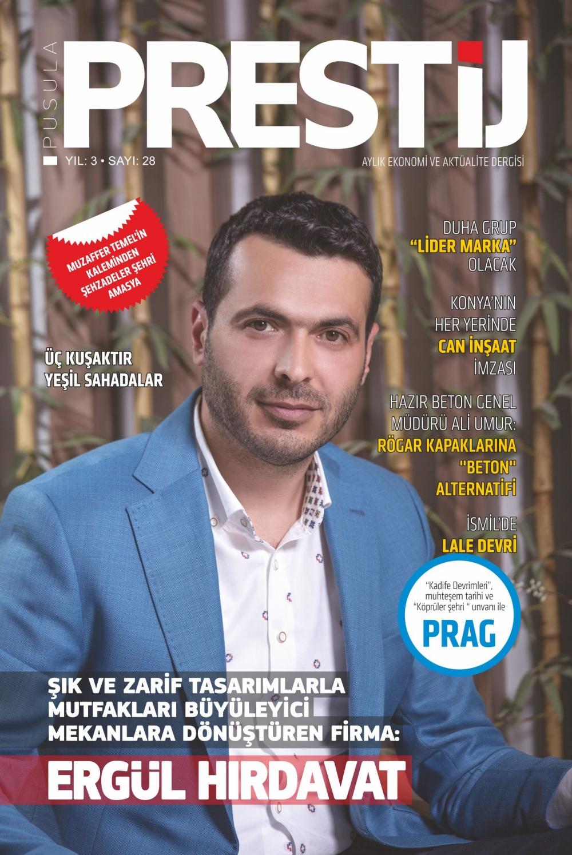 Prestij Dergisi 28. Sayı 1