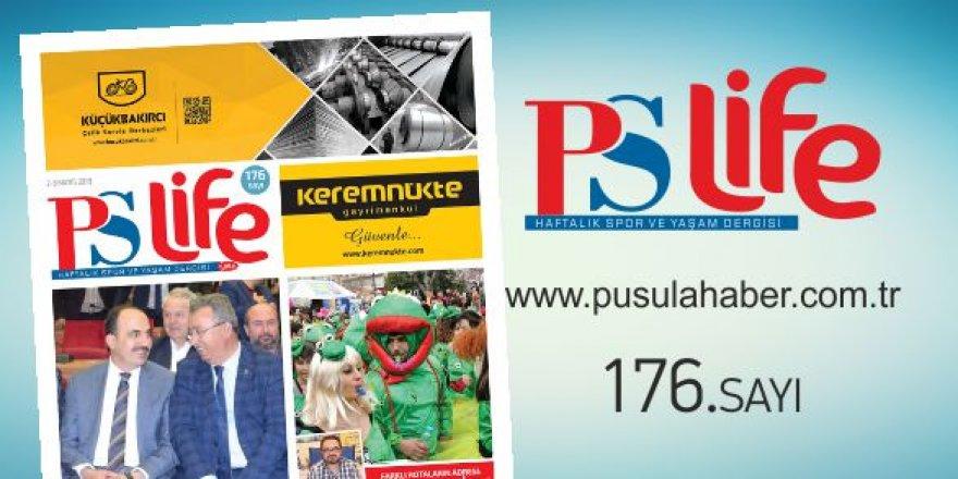 PS LİFE 176. SAYI