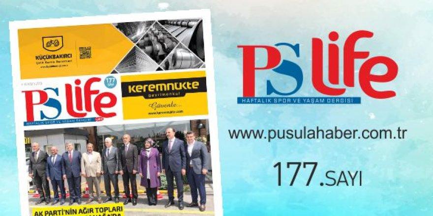 PS LİFE 177. SAYI