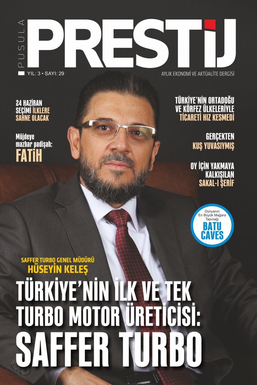 Prestij Dergisi 29. Sayı 1