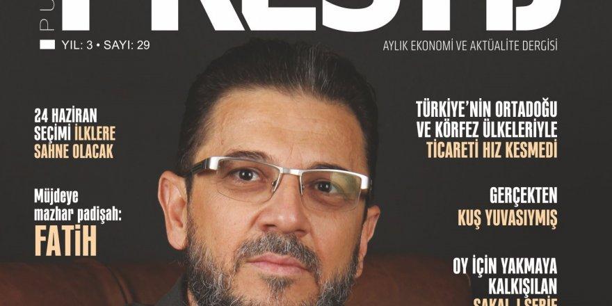 Prestij Dergisi 29. Sayı