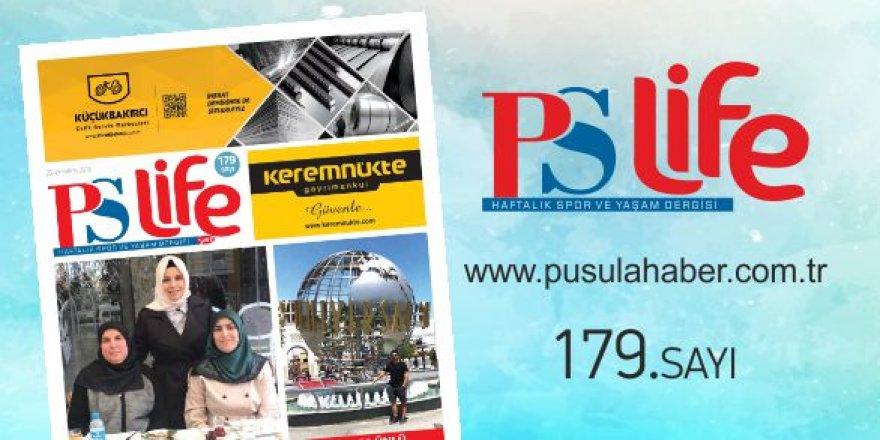 PS LİFE 179. SAYI