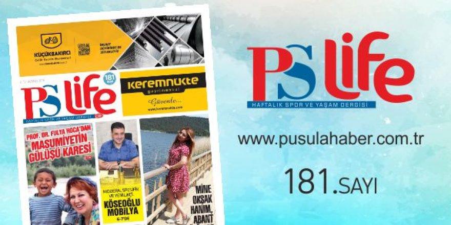 PS LİFE 181. SAYI