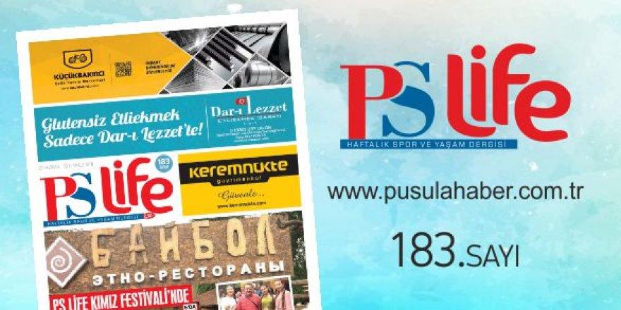 PS LİFE 183. SAYI