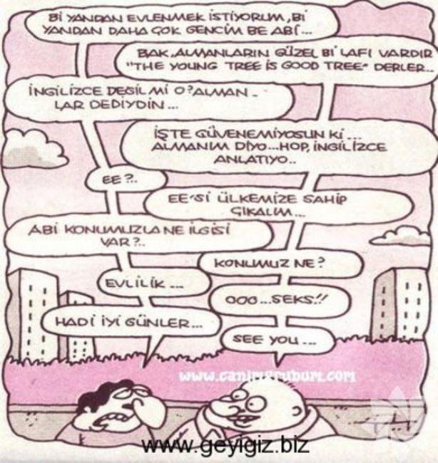 Gülme krizine sokan evlilik karikatürleri 18