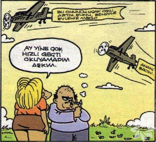 Gülme krizine sokan evlilik karikatürleri 24
