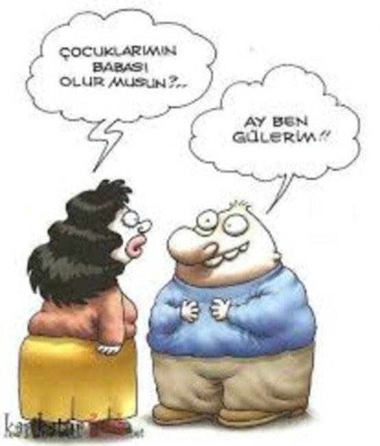 Gülme krizine sokan evlilik karikatürleri 25