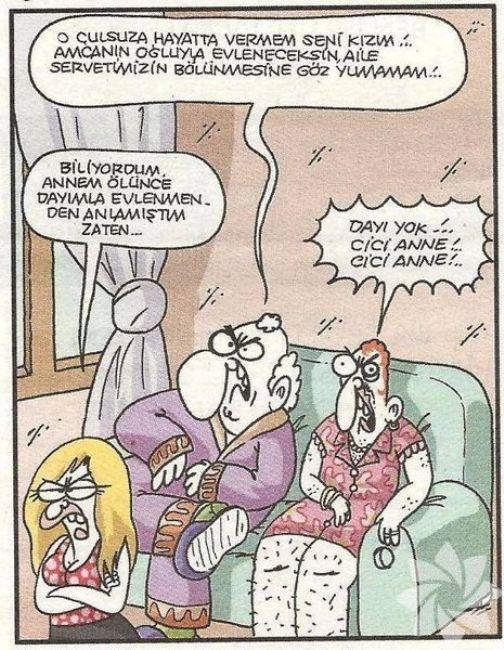 Gülme krizine sokan evlilik karikatürleri 26