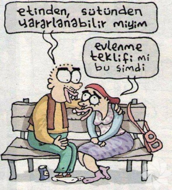 Gülme krizine sokan evlilik karikatürleri 27