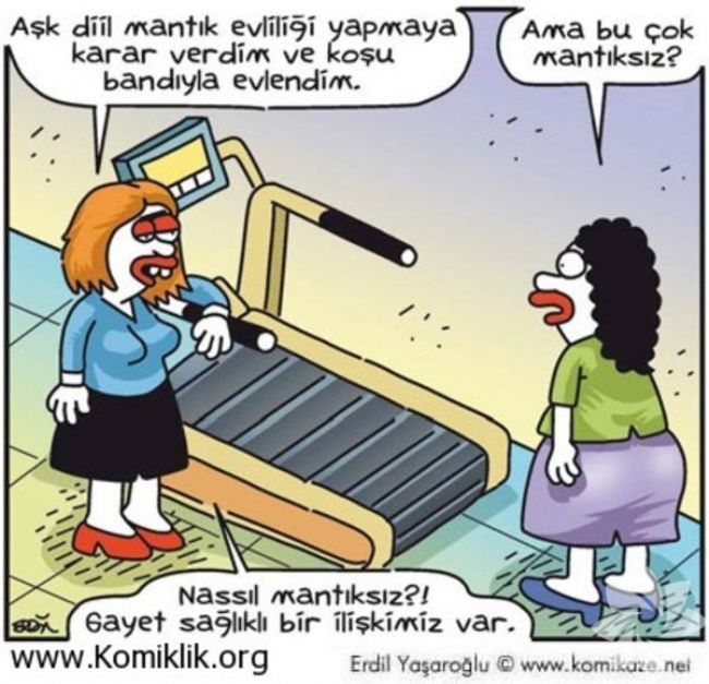 Gülme krizine sokan evlilik karikatürleri 28