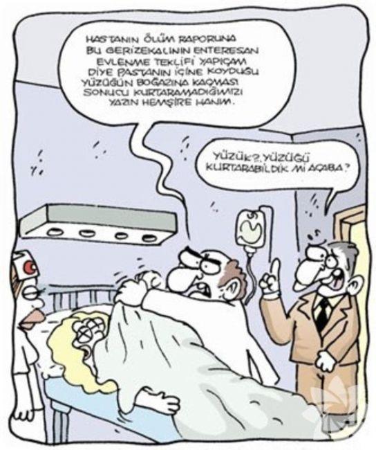 Gülme krizine sokan evlilik karikatürleri 30