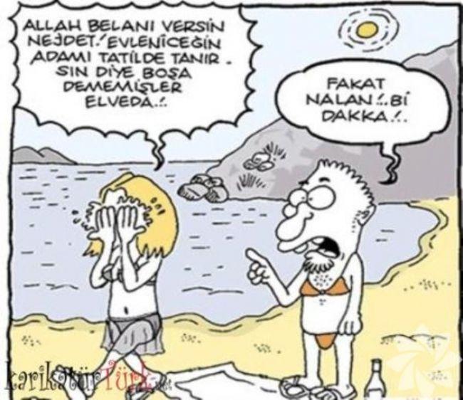 Gülme krizine sokan evlilik karikatürleri 8