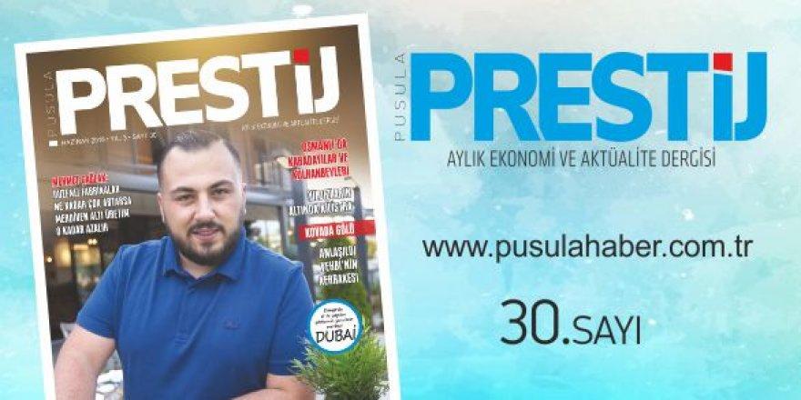 PRESTİJ DERGİSİ 30. SAYI