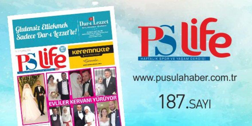 PS LİFE 187.SAYI