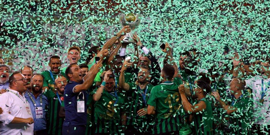 TFF Süper Kupa / Galatasaray - Akhisarspor
