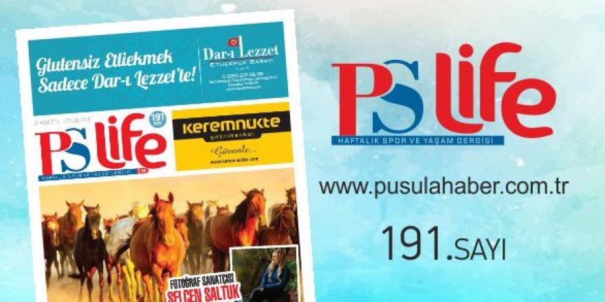 PS LİFE 191. SAYI
