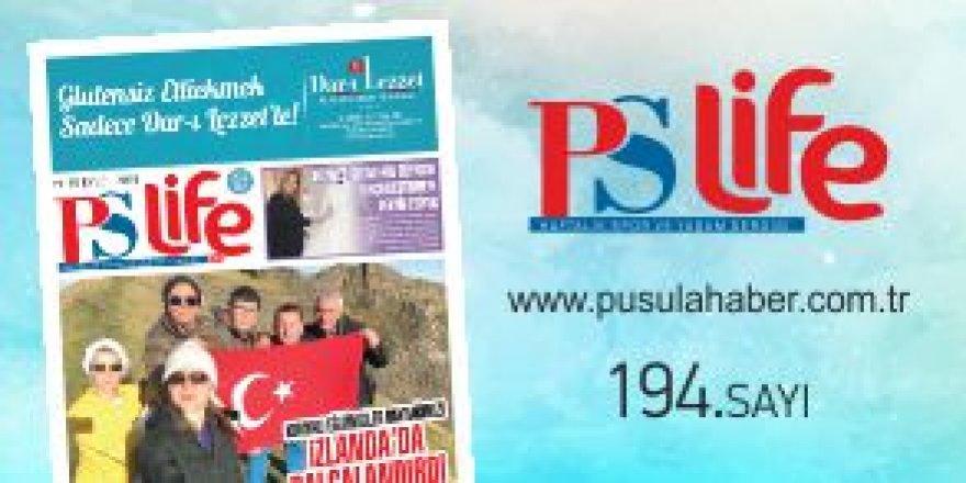 PS LİFE 194. SAYI