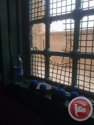 Mescid-i Aksa'da İsrail şiddeti 10