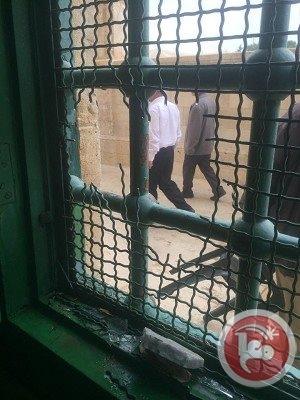 Mescid-i Aksa'da İsrail şiddeti 11