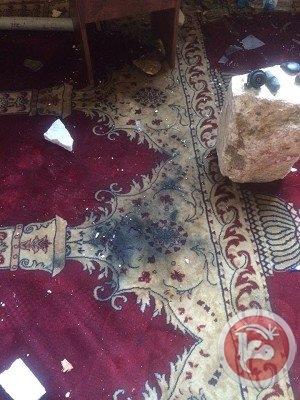 Mescid-i Aksa'da İsrail şiddeti 5