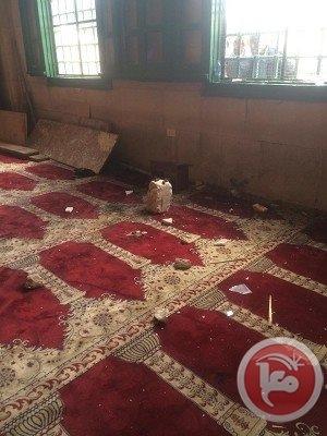 Mescid-i Aksa'da İsrail şiddeti 6