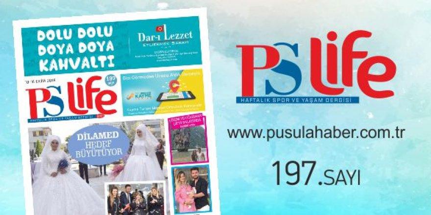 PS LİFE 197. SAYI