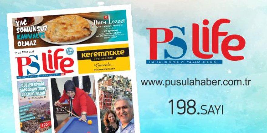 PS LİFE 198. SAYI