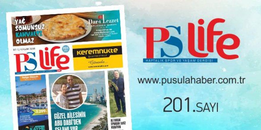PS LİFE 201. SAYI