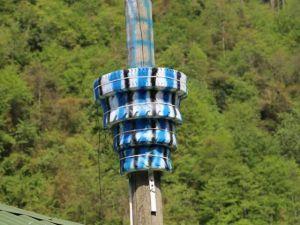 Rizeli yine yaptı yapacağını: Laz işi minare