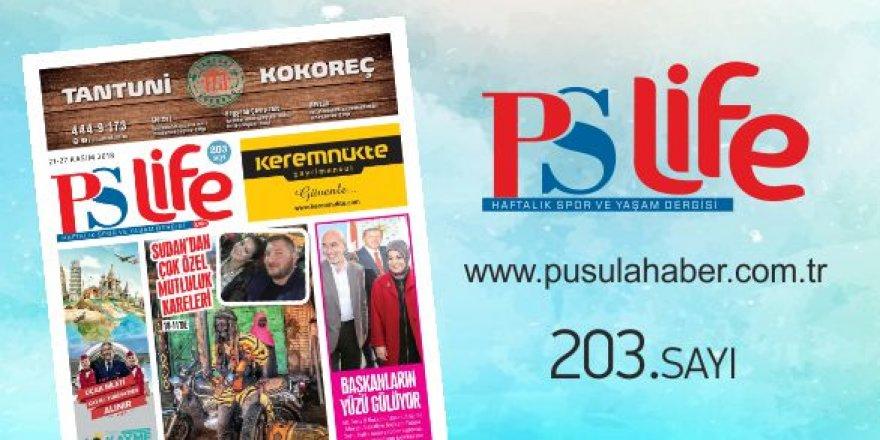 PS LİFE 203. SAYI