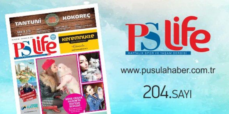 PS LİFE 204. SAYI