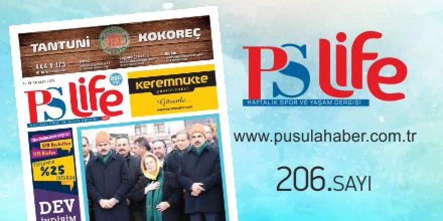 PS LİFE 206. SAYI