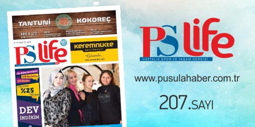 PS LİFE 207. SAYI