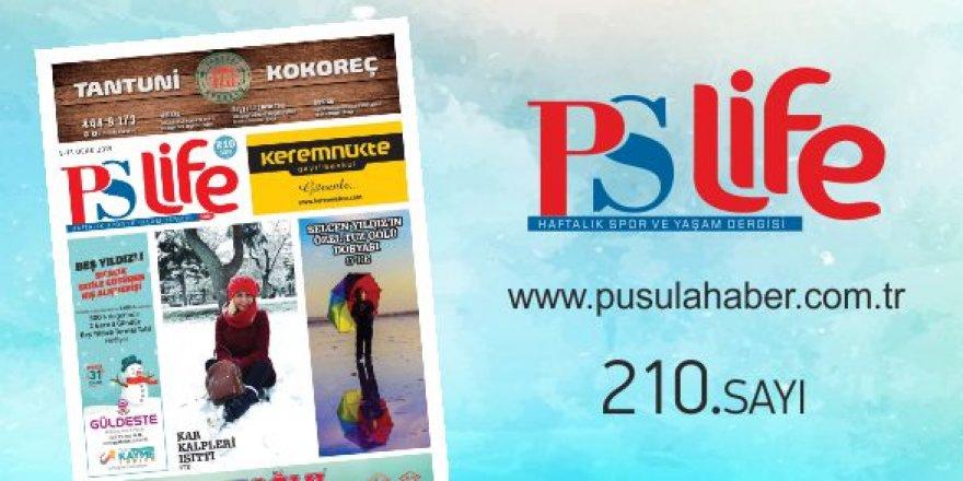 PS LİFE 210. SAYI