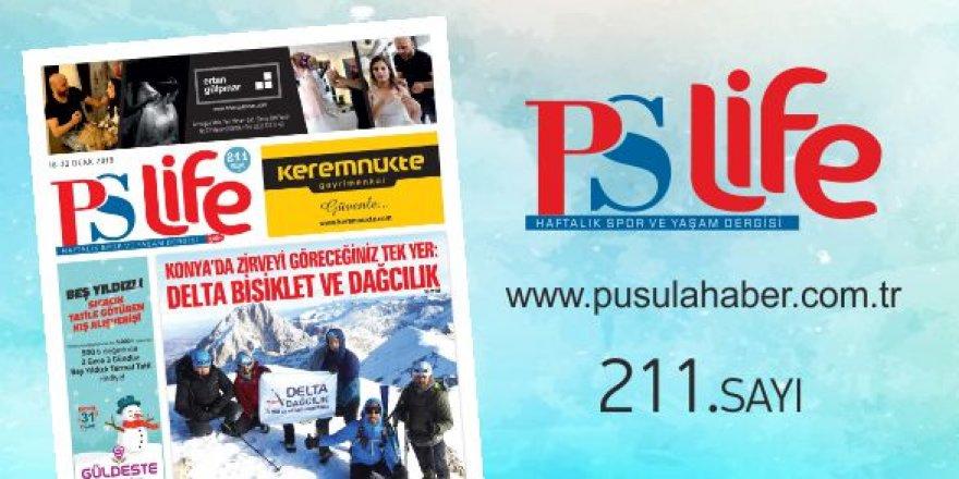 PS LİFE 211. SAYI