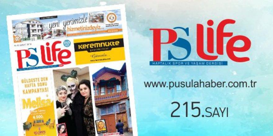 PS LİFE 215. SAYI