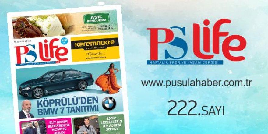 PS LİFE 222. SAYI
