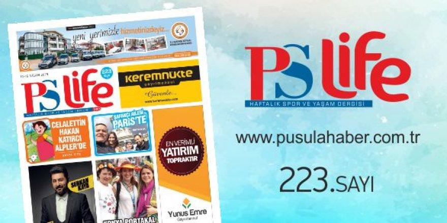 PS LİFE 223. SAYI