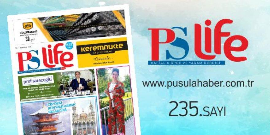 PS LİFE 235. SAYI